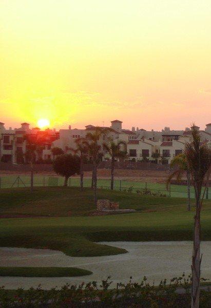 Roda Sunset