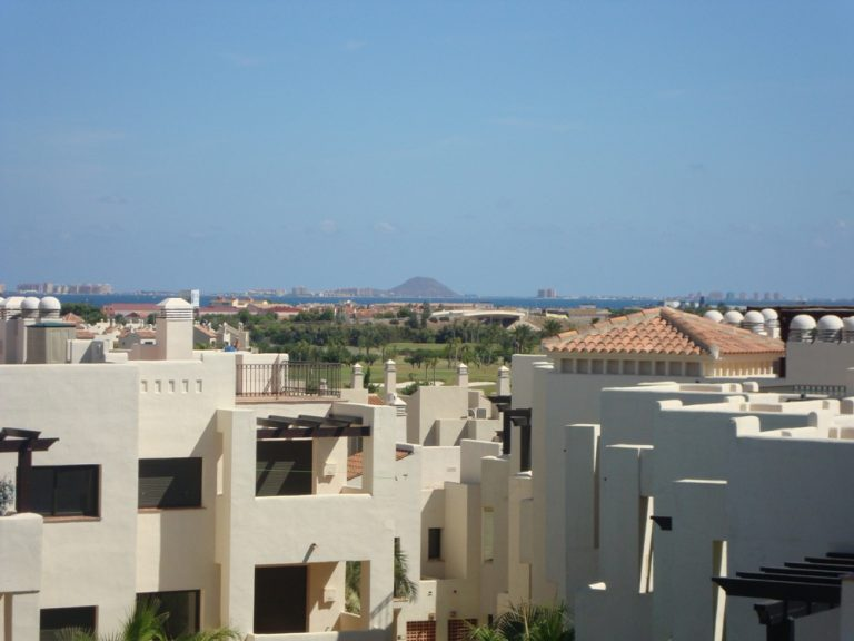 View to Mar Menor